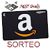 SORTEO DE CHEQUES REGALO AMAZON!!