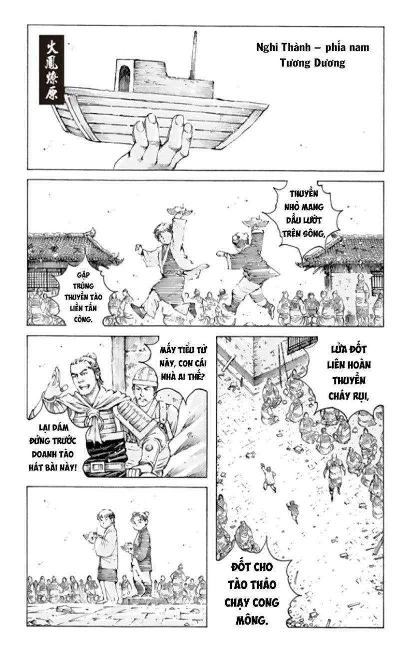Hỏa phụng liêu nguyên Chương 495: Chu Du chi ngu trang 2