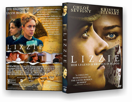 CAPA DVD – LIZZIE 2019 – ISO