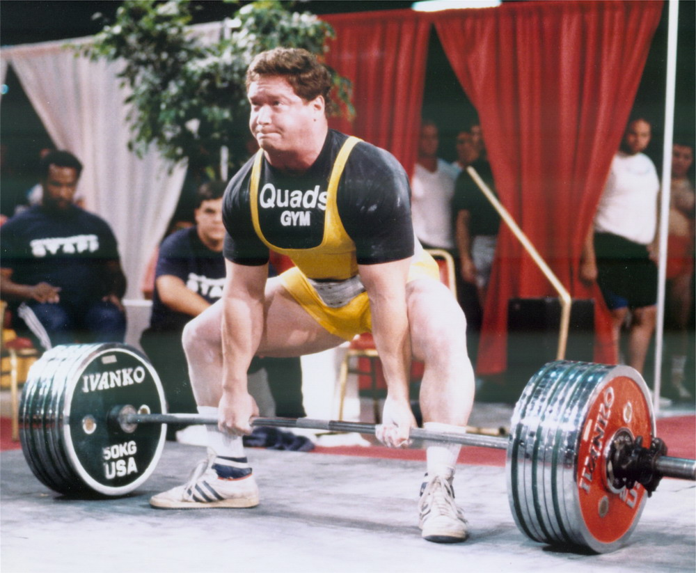 Strength is never a weakness the deadlift can you coach it to sumo deadlift performed by ed coan image credit httpishofbio edward falaconquin