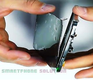 cara mengatasi touchscreen error pada hp android
