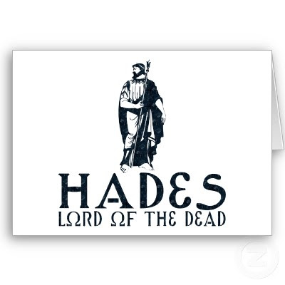 The Oracle and The Muse: Death Becomes Him... Hades ...