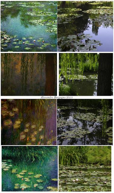 Giverny - Giardino di Monet - Ninfee