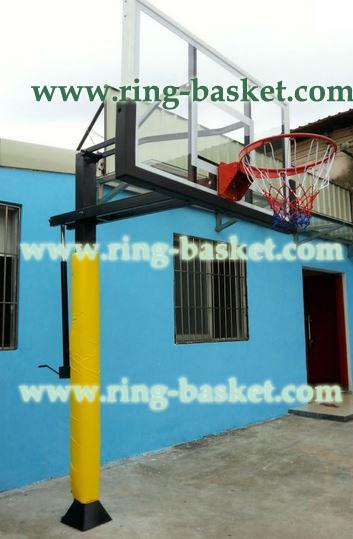 Jual Ring Basket Papan Pantul Basket Ring Basket Portable Tiang Basket Tanam Ukuran Bola Basket Untuk Anak Sekolah Junior Tinggi Tiang Basket Ukuran Bola Dan Ukuran Lapangan Bola Basket