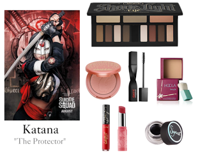 katana make up