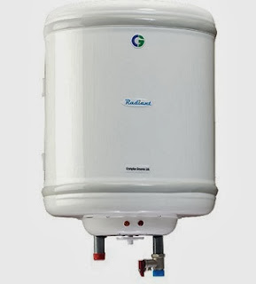 Crompton Greaves Radiant Storage Water Heater 15 Ltrs 4 Star SWH415 worth Rs.8440 for Rs.4984 Only (Lowest Price)
