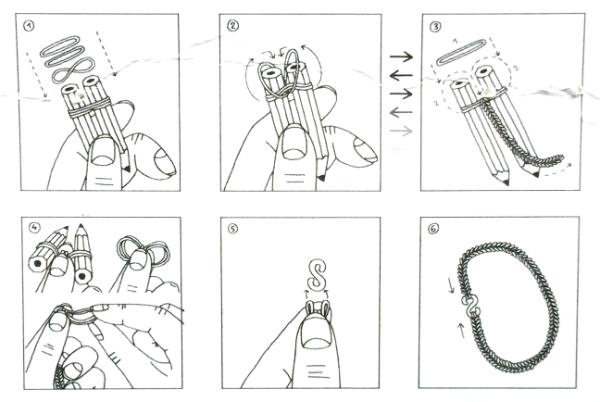 La Fusilla Creativa: Loom band: introduzione ad un mondo