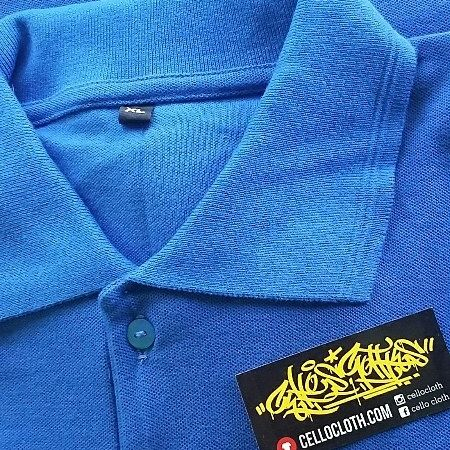 bordir baju polo - bordir wangki - bordir polo