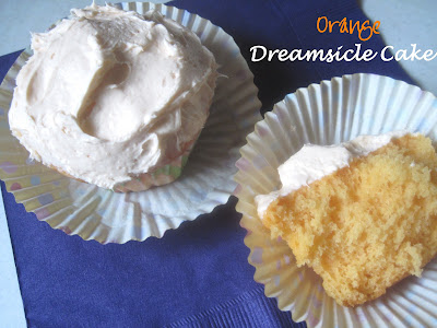 The Better Baker Orange Dreamsicle Cake