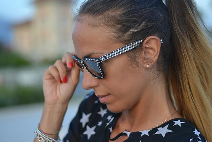 occhiali da sole trendy