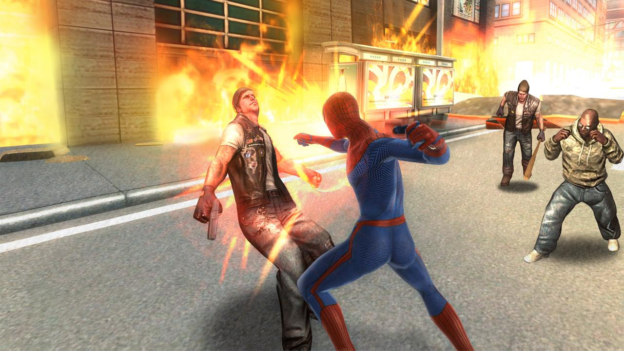 The Amazing Spider-Man v1.2.2g APK + DATA is Here ! [Latest]