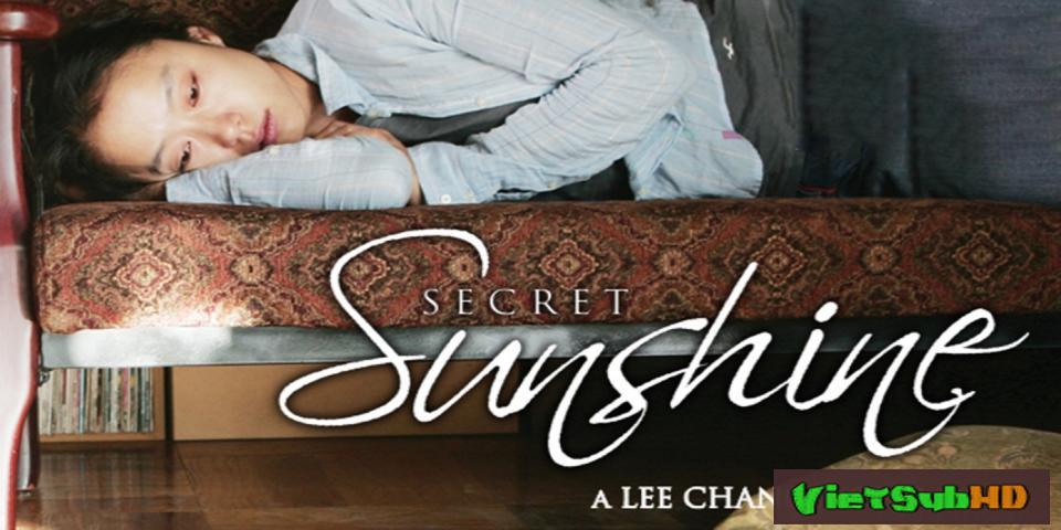 Phim Bí Mật Ánh Dương VietSub HD | Secret Sunshine (Milyang) 2007