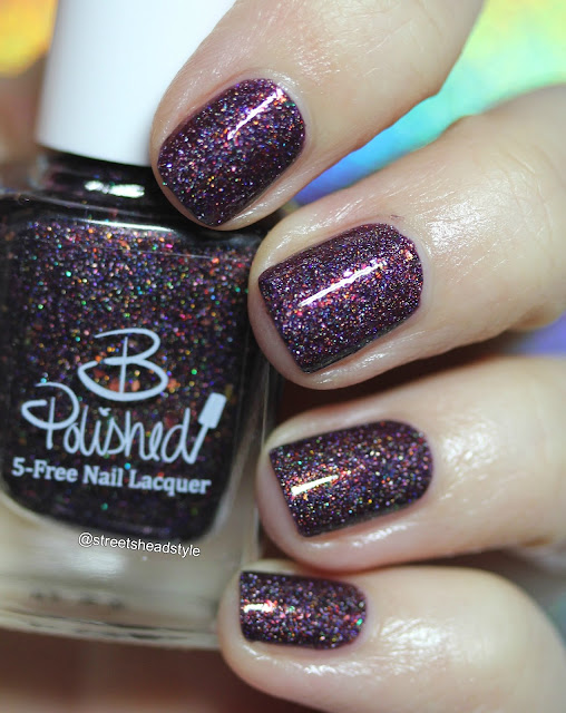 B Polished Witches' Brew December 2018 Polish Pickup