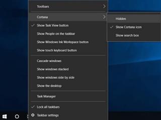 How to Turn Off Cortana in Windows 10