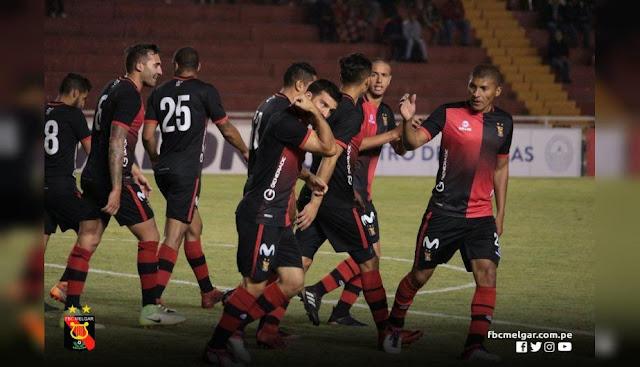 Melgar vs Sport Boys VER EN VIVO ONLINE por la fecha 14 de la liga 1 del fútbol peruano 2019.