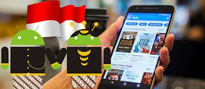 Aplikasi Karya Anak Indonesia Mampu Nyentrik Juga di Play Store