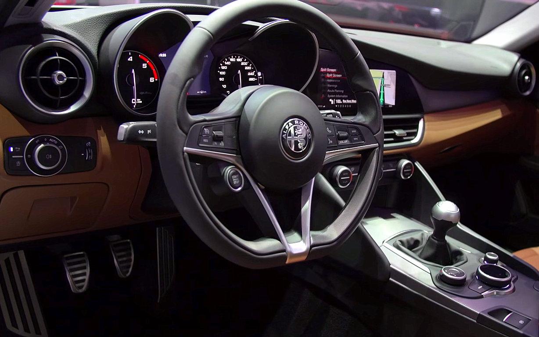 Alfa Romeo Giulia Model Range Debut Types Cars
