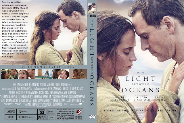 The Light Between Oceans DVD Cover
