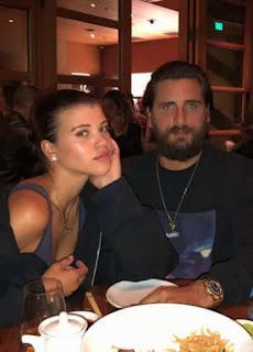 scott disick and sofia Richie dating
