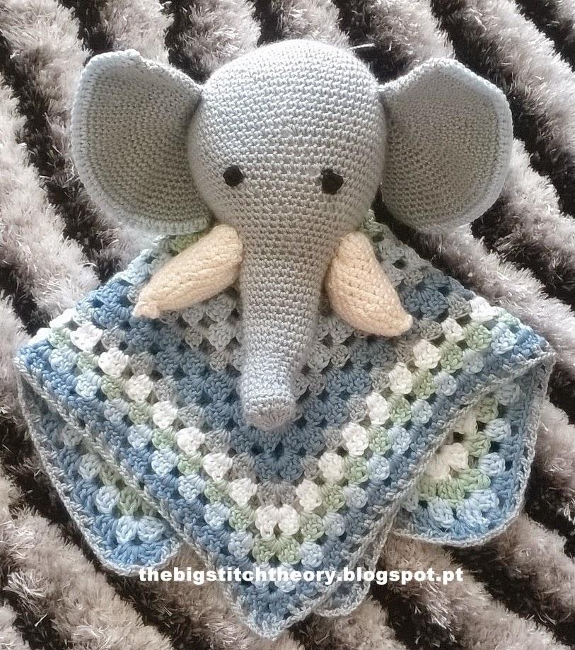 The Big Stitch Theory: Topsy's baby snuggle crochet - photo#27