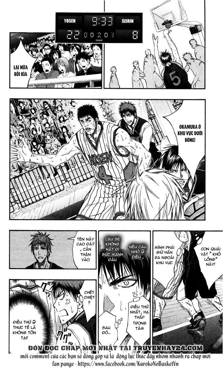 Kuroko No Basket chap 149 trang 15