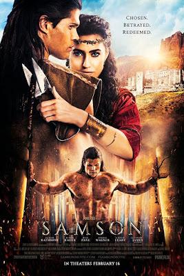 Sinopsis Film Samson (2018)