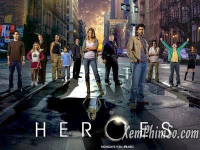 Giải Cứu Thế Giới Phần 5 heyphim Heroes Season 4 episode 1