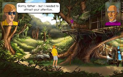 Screenshot: Broken Sword 2: Remastered Apk