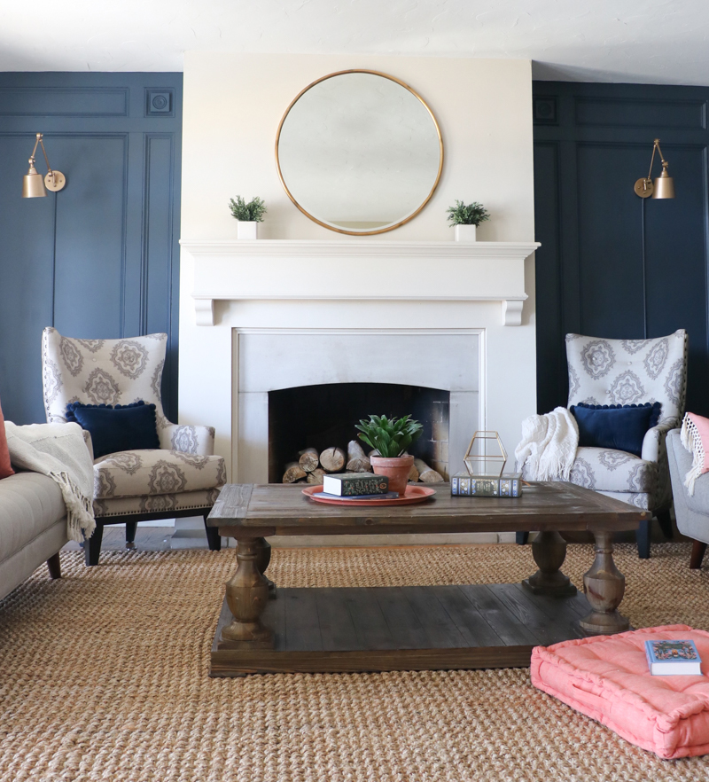 Thrifty Blogs On Home Decor: Showing Off Sara's Home!