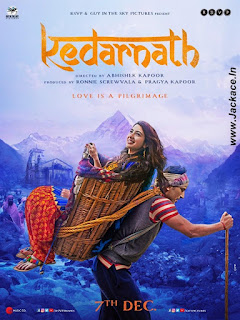 Kedarnath First Look Poster 2