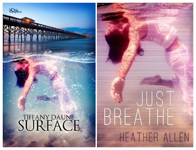 Surface by Tiffany Daune and Just Breathe by Heather Allen