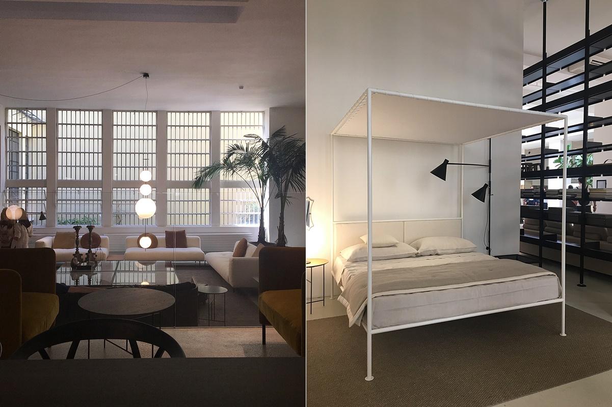 Boffi, Padova, showroom, Salone del mobile, isaloni, targi w Mediolanie, Milano design week