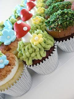 Woodlands Cupcakes