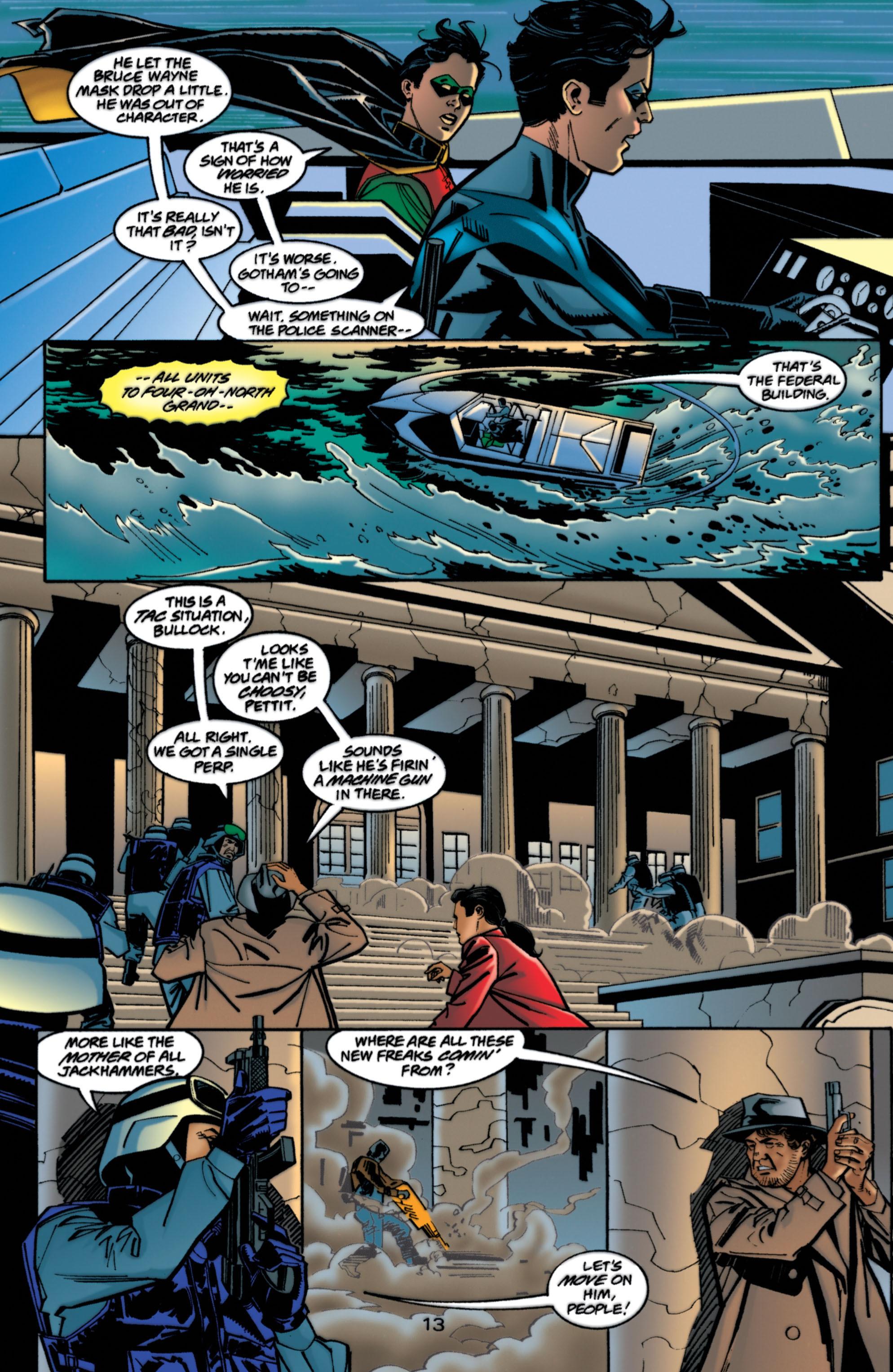Detective Comics (1937) 728 Page 13