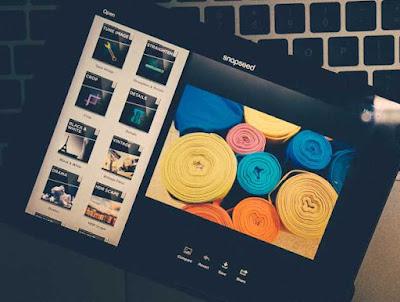 Snapseed - ứng dụng tạo hiệu ứng cho ảnh trên smartphone