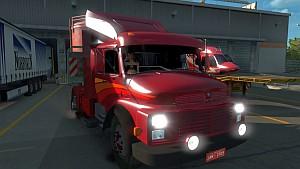 Mercedes Benz 1519-1525 truck mod