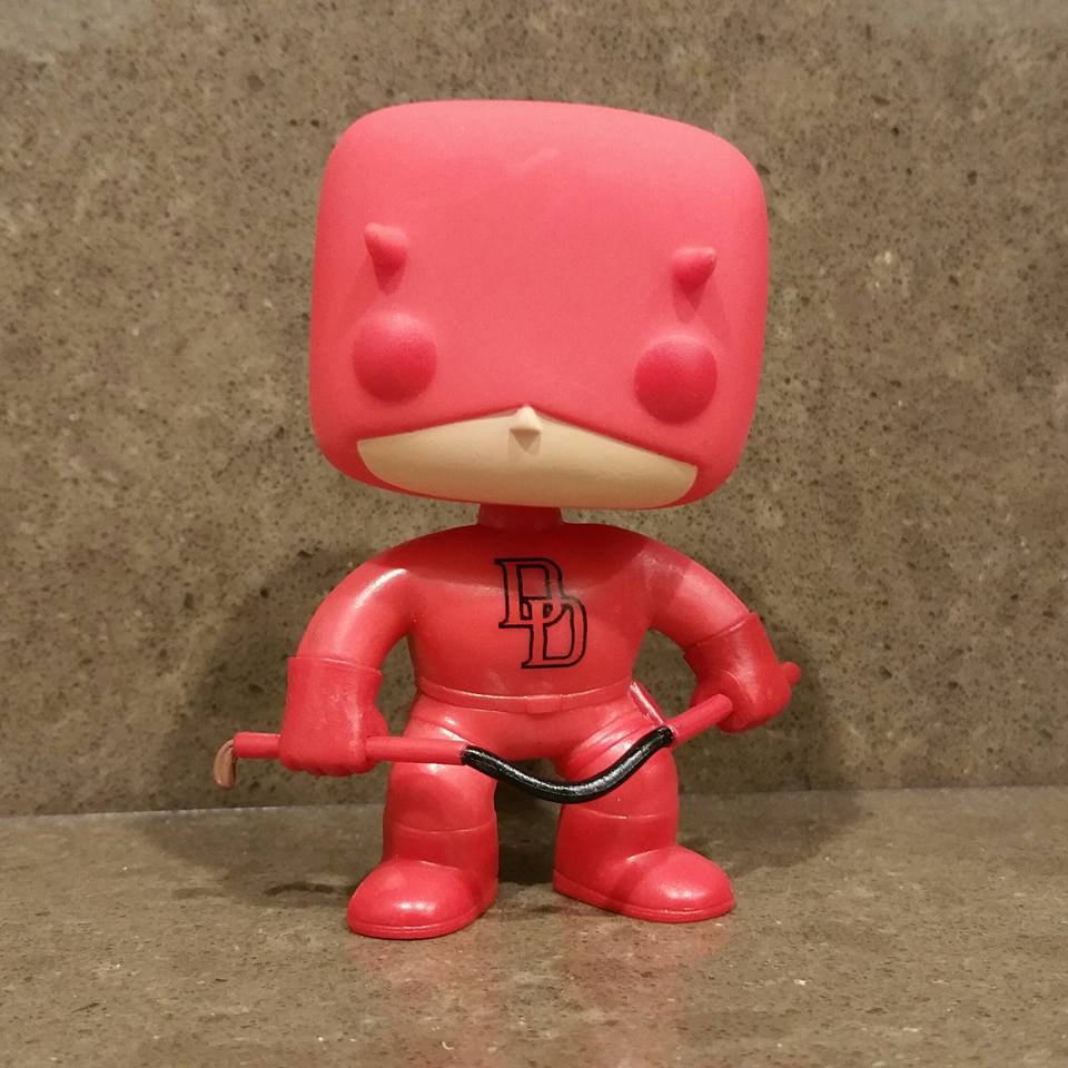 Summer Convention Exclusive 2015 RARE FUNKO Reaction Horror Wolfman Flocked