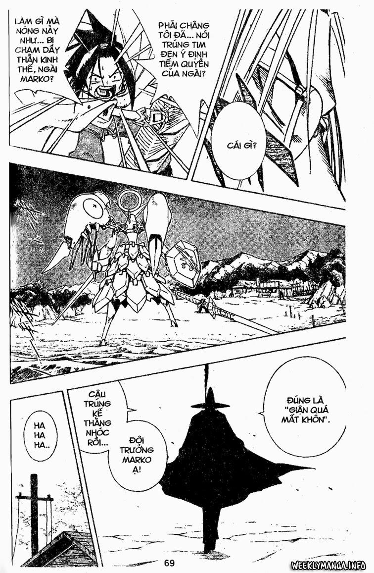 Shaman King [Vua pháp thuật] chap 212 trang 18