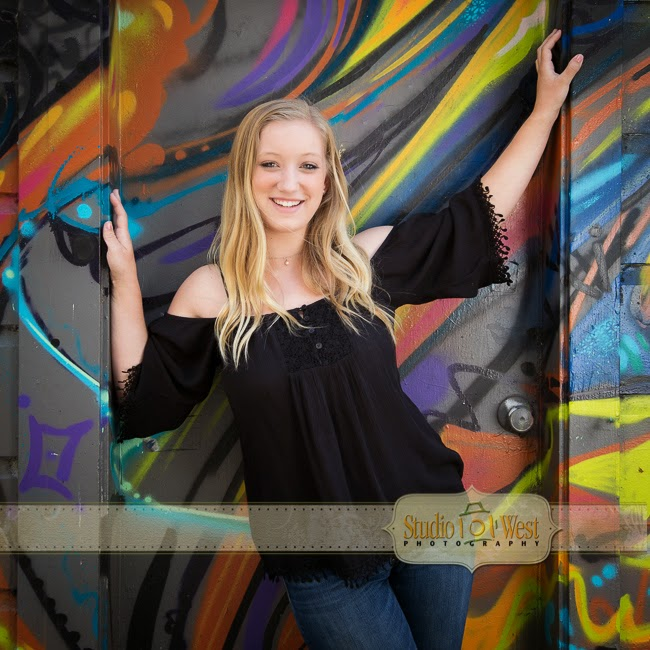 Atascadero Senior Photographer - Senior Pictures - San Franscisco Senior Portraits - Studio 101 West Photography