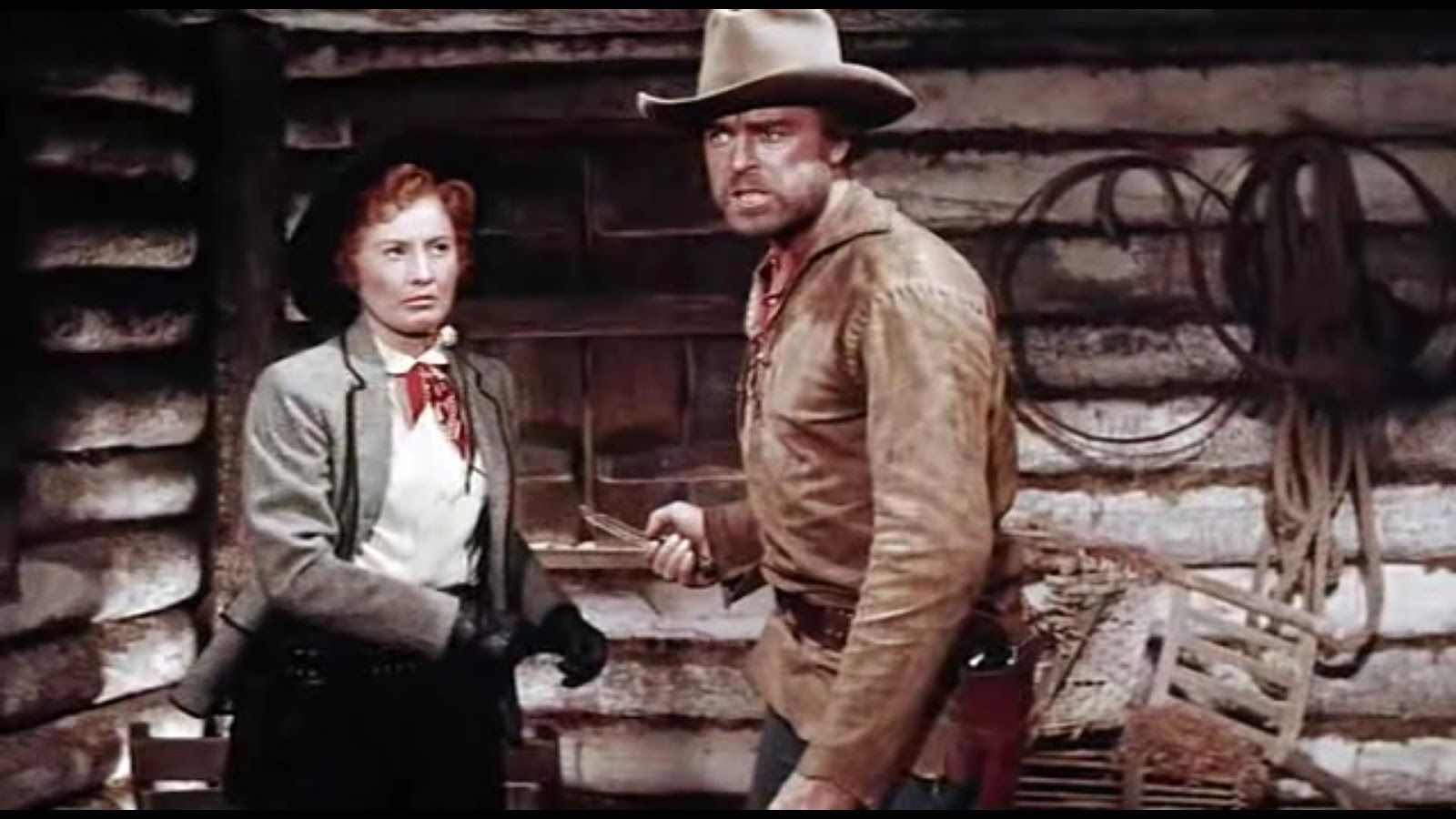 The Maverick Queen (1956)  - Western