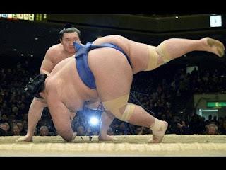 Sumo, czyli w pewnym sensie japońska piesza husaria