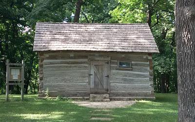 The Homes of Ambrose Call - Part I - kossuthhistorybuff.blogspot.com