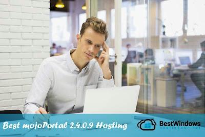 mojoPortal 2.4.0.9 Hosting