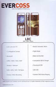 Evercoss L8C Spesifikasi Dan Harga