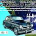 Las fiestas de Llano estrenan una concentración de coches clásicos en la Finca Munoa