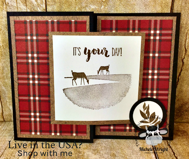 Gift Card, Masculine, Seize the Day, Rustic