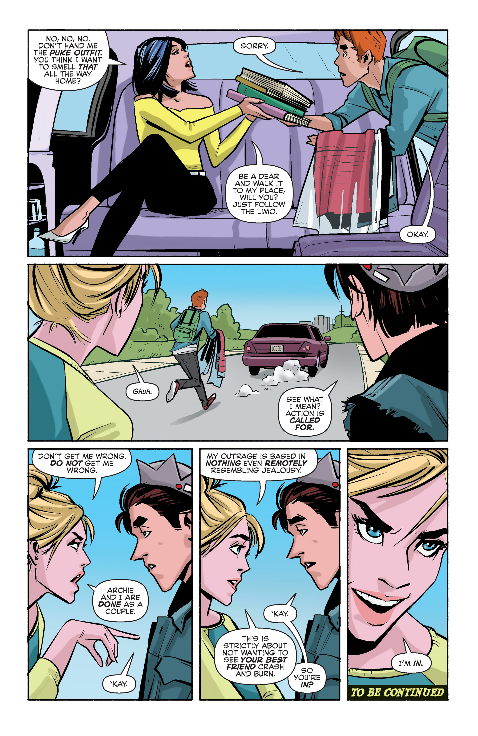 Read online Archie (2015) comic -  Issue #3 - 23