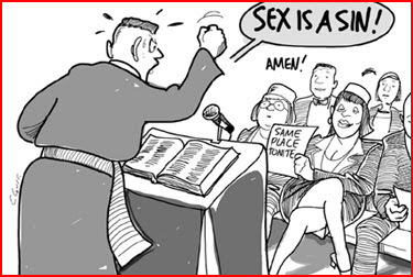 Pastors and Sex Sin