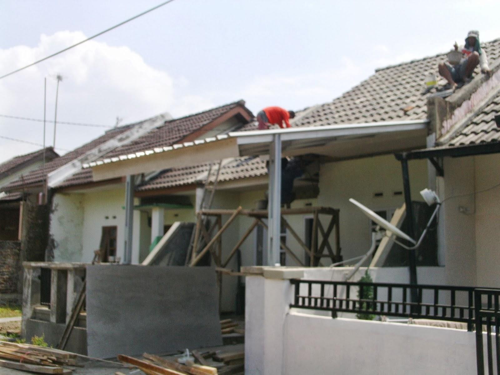 Babagi Pangalaman: Renovasi Atap Rumah Type-36 Bersubsidi