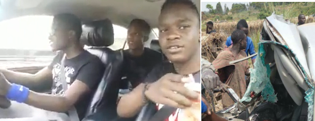 Three Ndejje SS students die in car accident